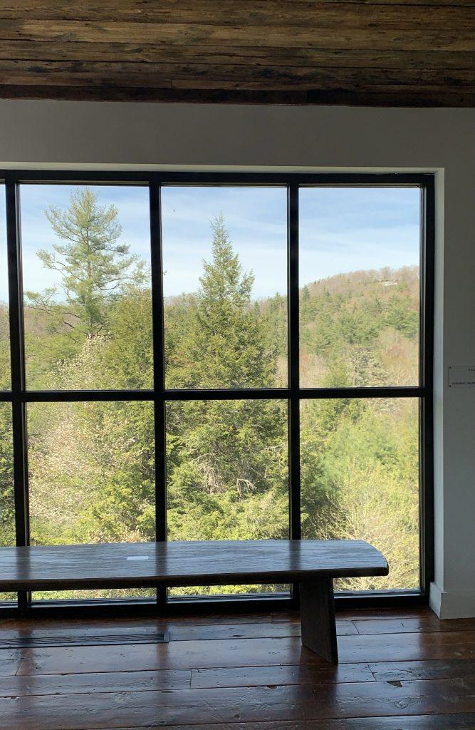 Beautiful view  – The Bascom Art Center
