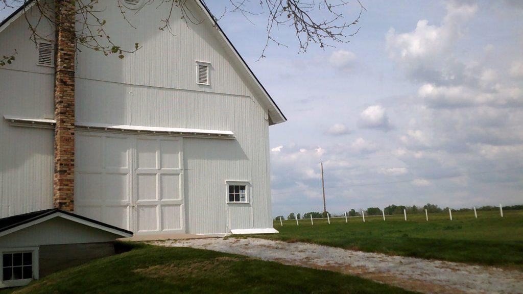 Winslow Farm side view