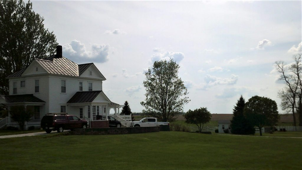 Winslow Farm, the home of James Dean