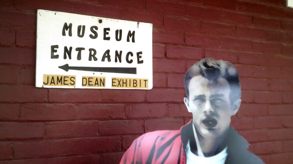 Historical museum in Indiana with a James Dean exhibit