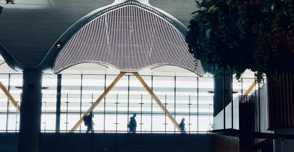 Travel in 2021 - Istanbul Airport